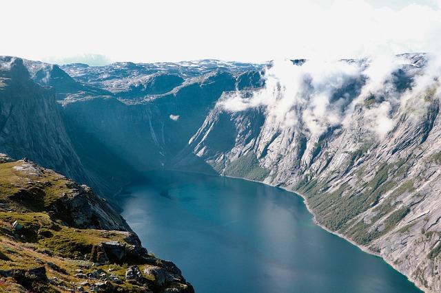 Očarujúca nórska príroda